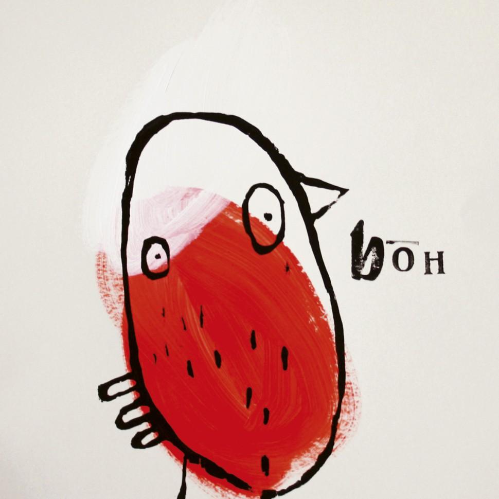 Bird/Siebdruck limitiert (ausverkauft)